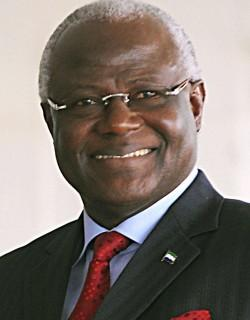 Koroma lauds African brotherliness spirit expressed by Buhari