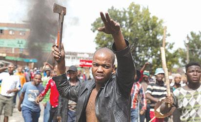 Killing of Nigerians in South Africa on the increase, Union raises alerm