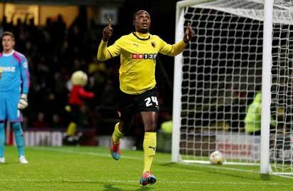 Money not our motivation  — Ighalo