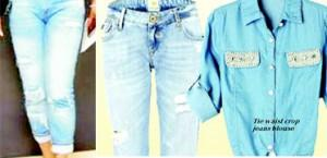 jeans-troussers