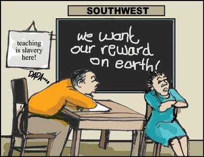Obaseki to address shortage of teachers