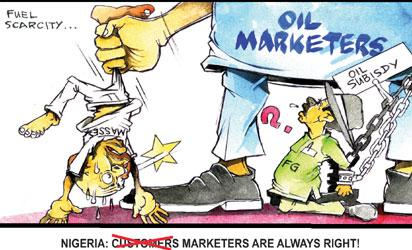 OIL-MARKETERS