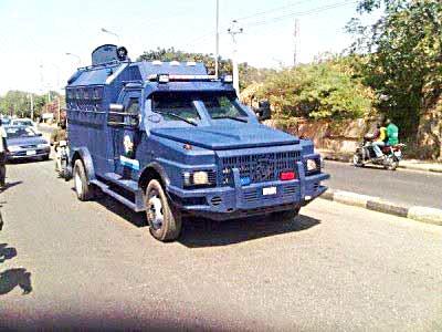 Breaking: Bullion van conveying cash from Enugu to Ebonyi attacked by gunmen
