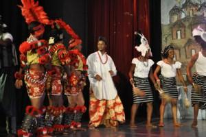 A superlative performance Spectacle by the National Troupe of Nigeria
