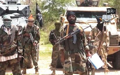 Nigerian parents give girls to Boko Haram as bombers, Army says