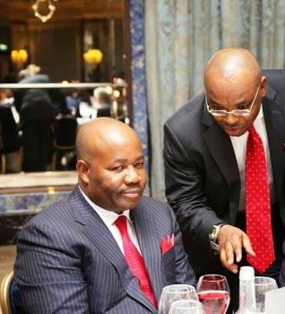 •Akpabio and Udom: Who is calling the shots?