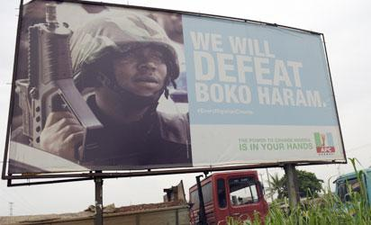 Anguish of Boko Haram's victims worries UK