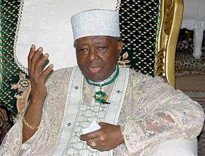 Ooni of Ife, Oba Okunade Sijuade