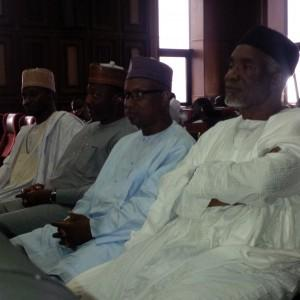 Nyako and others at the court