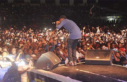 Why I started Buckwyld & Breathless concert  — 2face Idibia