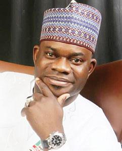 Gov. Yahaya Bello of Kogi State