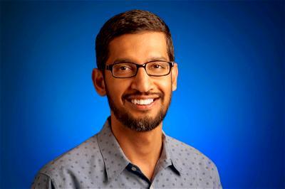 Google, Alphabet, Sundar Pichai
