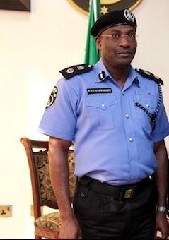 Makinde, Owoseni, Police