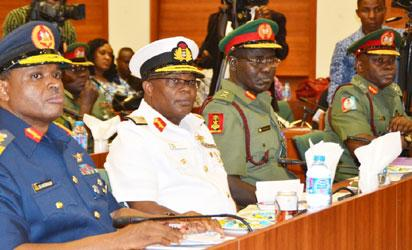 Boko Haram: Army chiefs relocate to Maiduguri