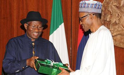 Jonathan hits Buhari, says APC is govt of lies, propaganda
