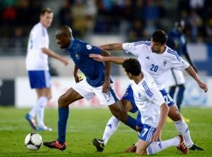 Abou Diaby in action
