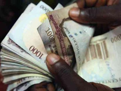 Counterfeit naira