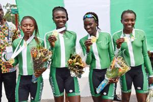 4 Nigerian cyclists get World Track Cycling championship invite