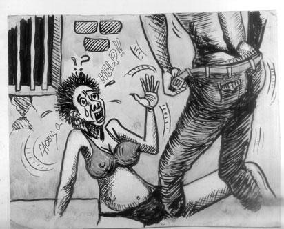 Serial rapist defiles 5-yr-old girl, arrested