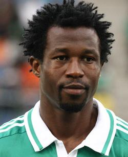 Efe Ambrose's  good enough for Nigerian squad – Hibs coach