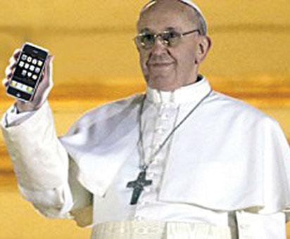 pope-social-media