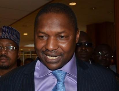 Abubakar Malami (SAN)  . Photo by Gbemiga Olamikan