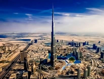 Burj Khalifa Tower, Dubai