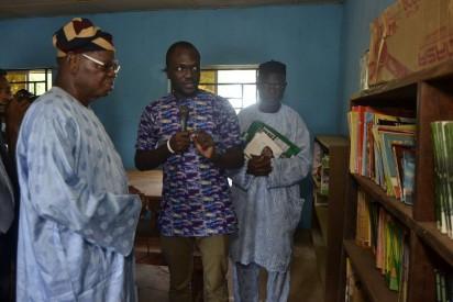 Adoka Library