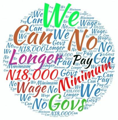 Minimum Wage: FG, Labour Meeting ends in deadlock