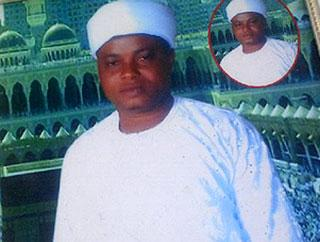Badagry: The Islamic cleric, Alhaji Sambo, still on the run.