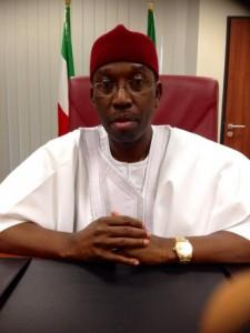 Expect more infrastructure,  Okowa tells Deltans