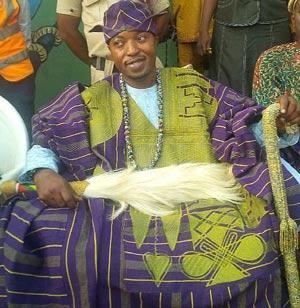 Oluwo of Iwo, Oba Rasheed Adewale Akanbi