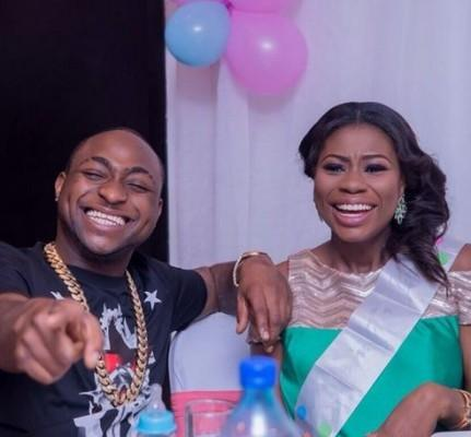 Davido and Sophia