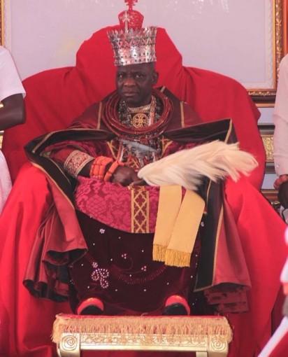 The Olu of Warri