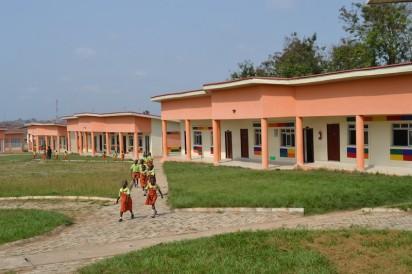 Mega school, Oke Ijebu