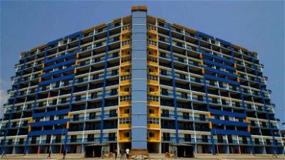 Man jumps from 7th floor of 1004 Estate to avoid EFCC, dies