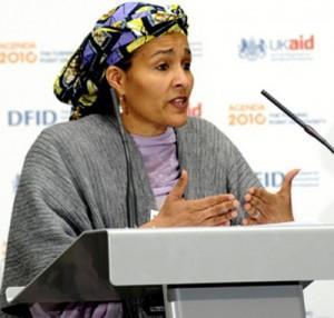 Amina-Mohammed