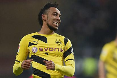 UCL: Aubameyang out to revenge failed Tottenham transfer