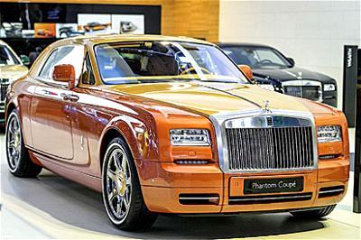 Rolls-Royce, Toyota
