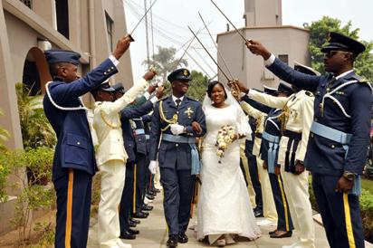 Air Force Wedding Ideas | Wedding Tips and Inspiration