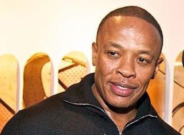 Dr. Dre Photo: Monster, LLC. - http://www.BeatsByDre.com