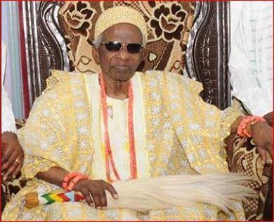 Late Olu of Ibadan, Oba Samuel Odulana