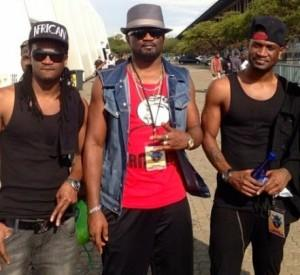 P-Square brothers
