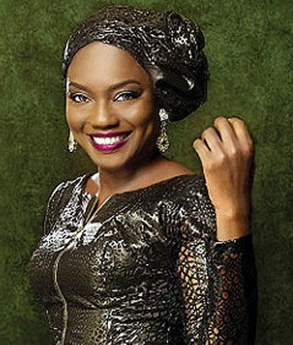 Aisha Oyebode,Muritala's Daughter