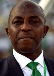 Samson Siasia speaks on FIFA's ban and fine