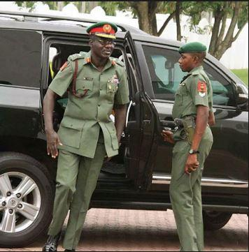 Chief of Army Staff 2nd, 3rd quarters' conference holds in Abuja