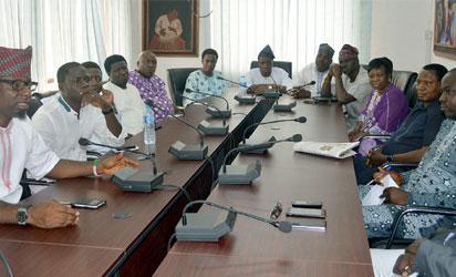 File: Ekiti-lawmakers