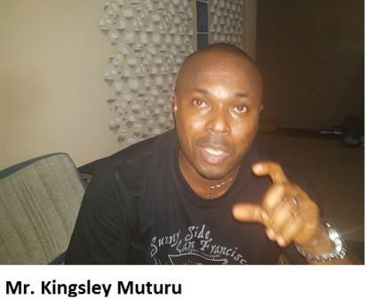 Ex-Militant Leader, Kingsley Muturu