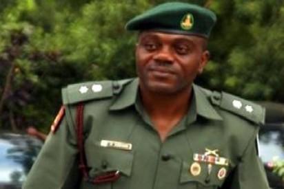 Col. Adegbe