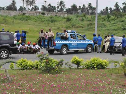 FRSC-operatives